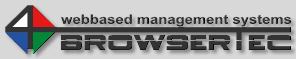 BROWSERTEC :: webbased management systems :: Industrial Management > Partner
